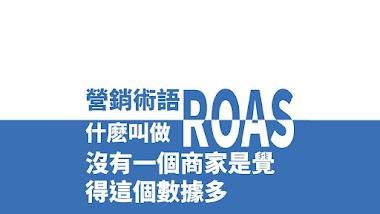 ROAS 是什麽   沒有一個商家是覺得多的數據