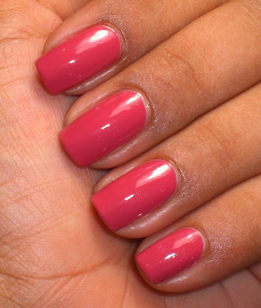 Trendy Thursday - Favorite Polish