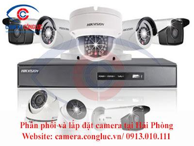 Cung cấp và lắp đặt hệ thống camera quan sát Hikvision uy tín hàng đầu tại Hải Phòng.