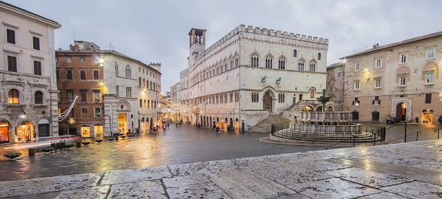 Perugia tourist Place - Yatraworld