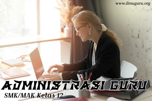Administrasi Guru SMK Mapel Matematika Kelas 12