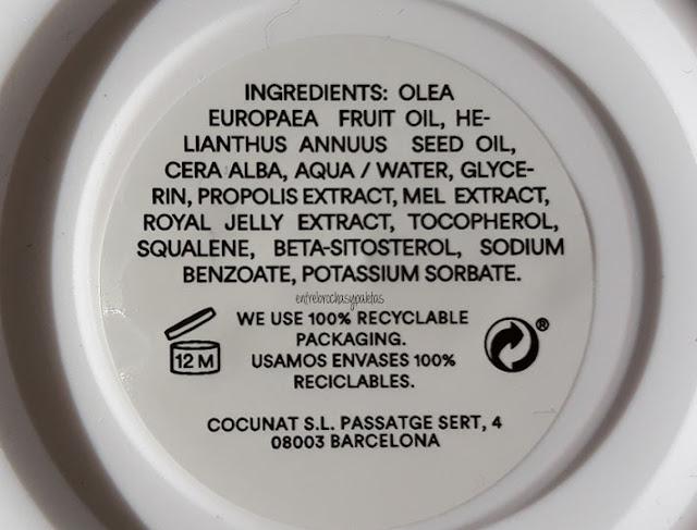 ingredientes balsamo divino cocunat