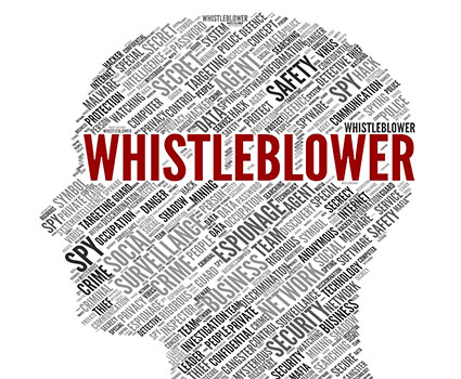 disadvantages of whistle blowing
