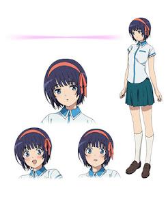 ชิราฮาเนะ ยูกินะ (Shirahane Yukina) @ คุโระ มุคุโระ (Kuromukuro: クロムクロ)
