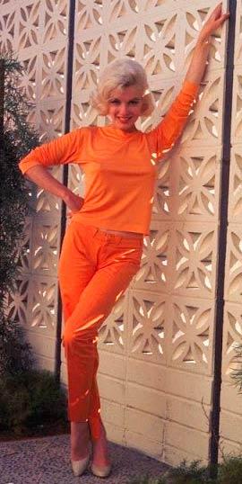 Marilyn Monroe ensaio 1962