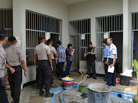 Operasi Bersinar Candi 2016 Polres Blora Sidak di Lapas