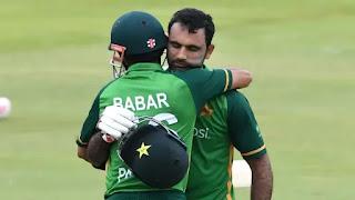 South Africa vs Pakistan 3rd ODI 2021 Highlights