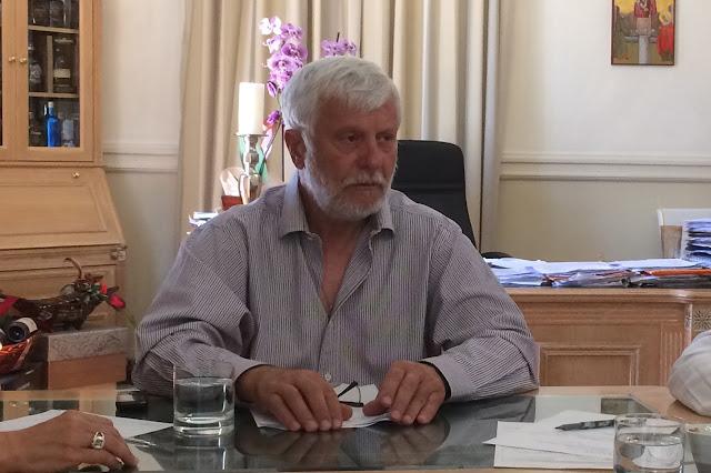 Έκτακτη σύσκεψη στην Περιφέρεια Πελοποννήσου για το κρούσμα του ιού του Δυτικού Νείλου στην Β. Κυνουρία