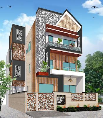 Archkala Private Residence Noida