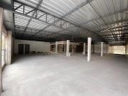 Veja como está a etapa final das obras no Center Valley Shopping de Pedreiras