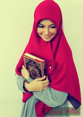 Model Baju Muslim Gamis Syar'i Terbaru