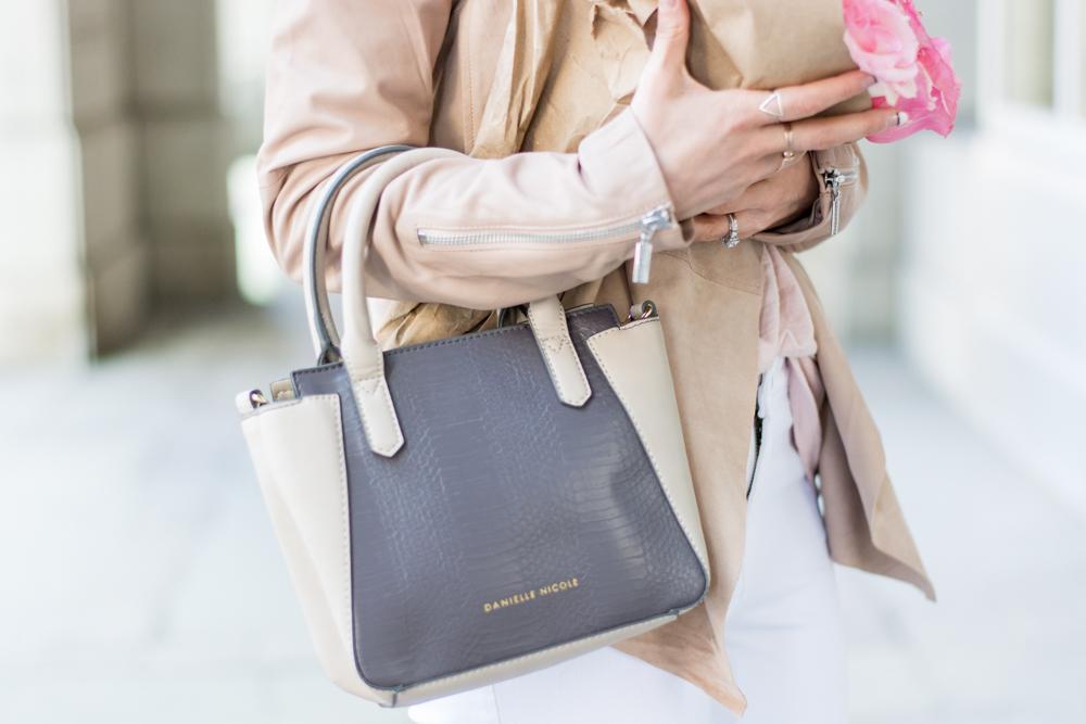 Danielle Nicole Handbag Outfit