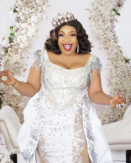 Actress Laide Bakare Shares New Photos To Celebrate Her 40th Birthday