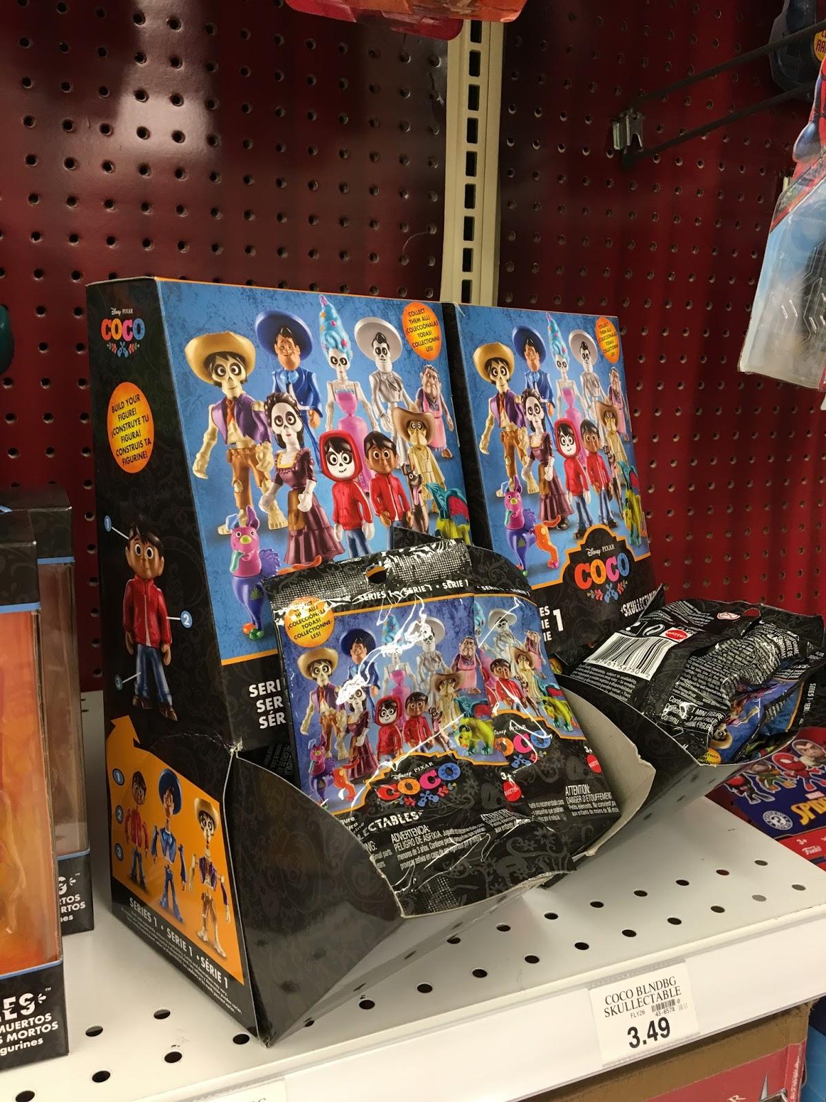 pixar coco toys in store