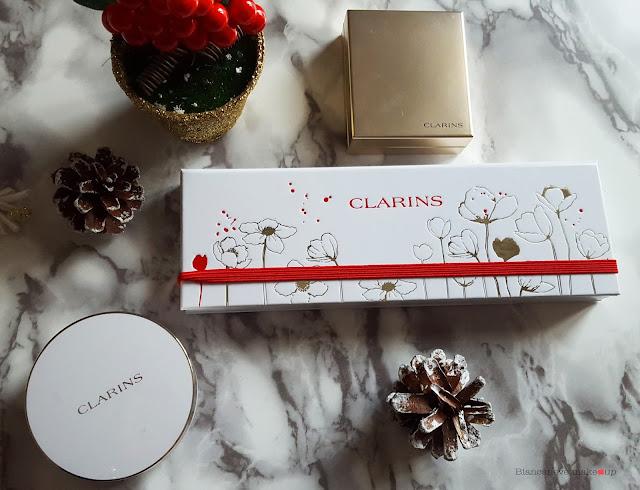 Palette The Essentials e fondotinta Cushion ed Everlasting Compact Clarins
