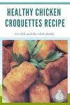CHICKEN CROQUETTES RECIPE - The Easiest Way