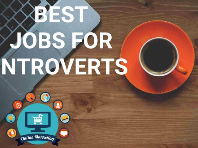 Best Jobs For Introverts - High Paying Jobs