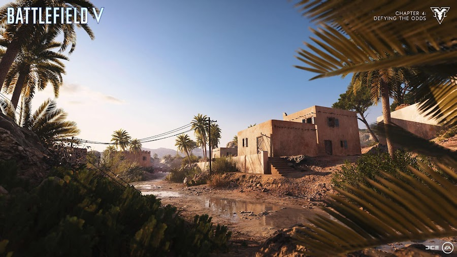 battlefield 5 tides of war chapter 4 e3 2019 ea play al sundan map