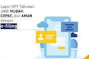 Cara Laporan SPT Tahunan Online orang pribadi 2021