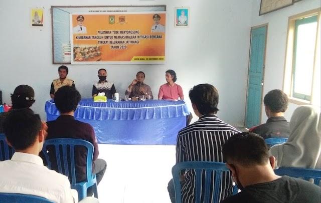 FTSB Fasilitasi Pembentukan TSBK Jatiwangi, Lukman Tejo Jadi Ketua Terpilih