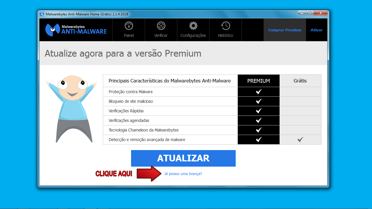 anti malware premium serial