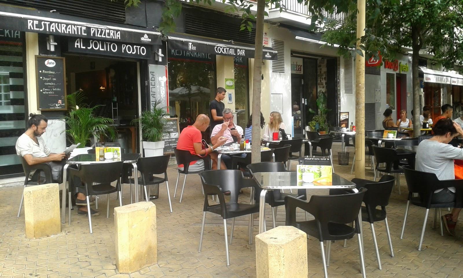 D 243 Nde Desayunar En Sevilla Recomendaciones De Lectores