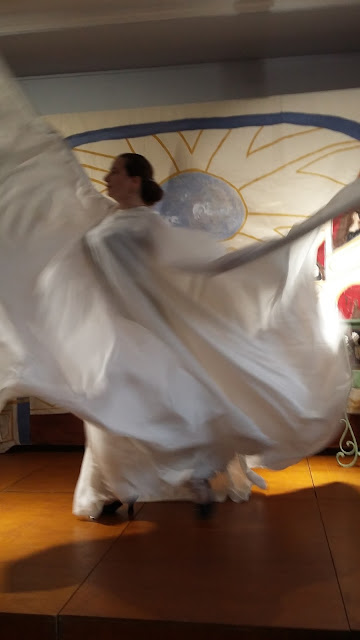 robe sur mesure par couturière costumière à Versailles