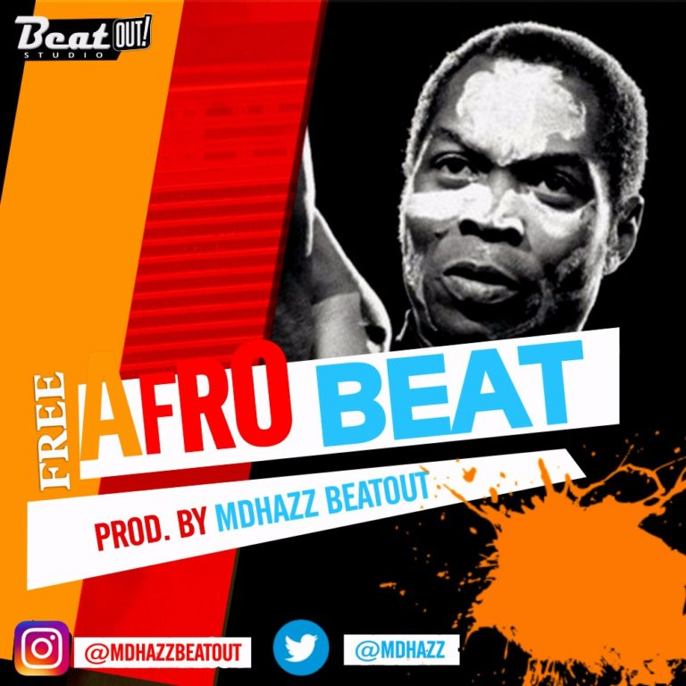 Instrumental] BeatOut Afro Beat [ Prod  @mdhazz ] - Ph1music