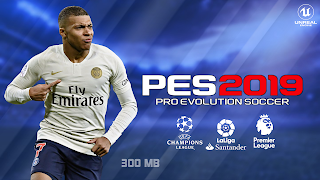 PES 2019 Lite 300 MB Android Offline Best Graphics