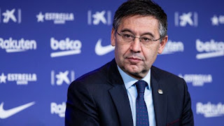 Barcelona president Bartomeu set to announce date of presidential elections