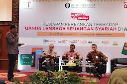 Kesiapan Perbankan Terhadap Qanun Lembaga Keuangan Syariah di Aceh
