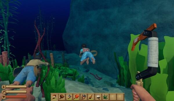 تحميل لعبة Raft