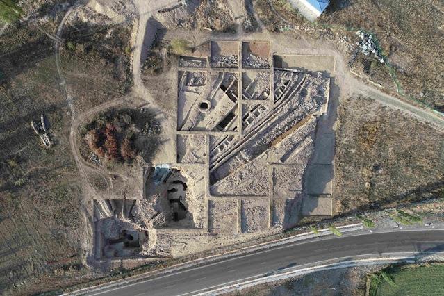 3,500-year-old tomb in NW China indicates sun worship