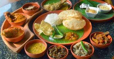Luxurious Pohela Boishakh Food Menu
