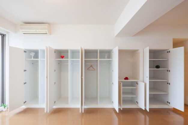 Arranging Furniture Storage