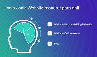 Jenis-Jenis Situs Web menurut para ahli