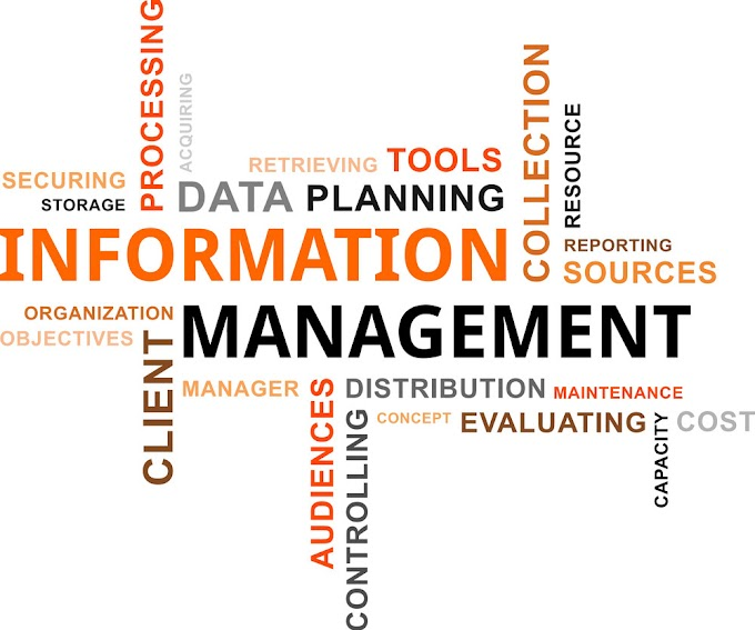 INFORMATION MANAGEMENT: KEY TO GROWNG YOUR SCHOOL.