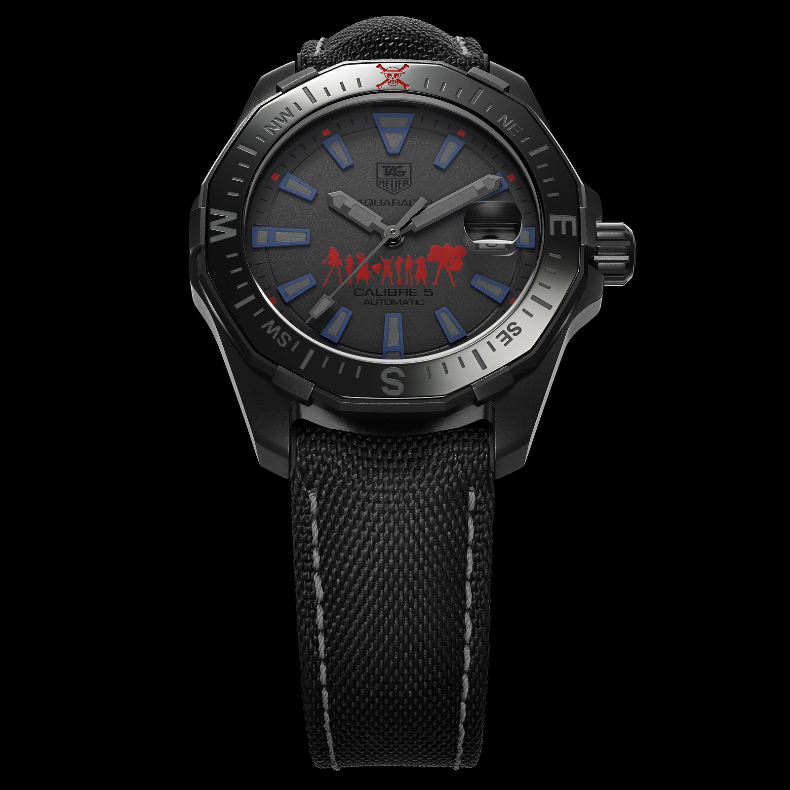 TAG Heuer AQUARACER Calibre 5 Phantom ONE