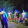 Personil Polsek Mappakasunggu Lakukan Patroli Malam Ciptakan Rasa Aman Pada Masyarakat
