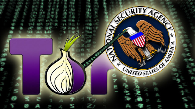 Snowden files : NSA can crack almost any Encryption including Tor anonymity network