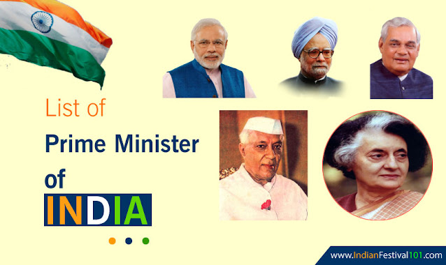 list of prime minister of india