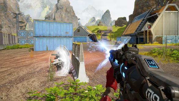 موعد نزول لعبة Apex Legends Mobile للاندرويد النسخة التجريبية القادمة