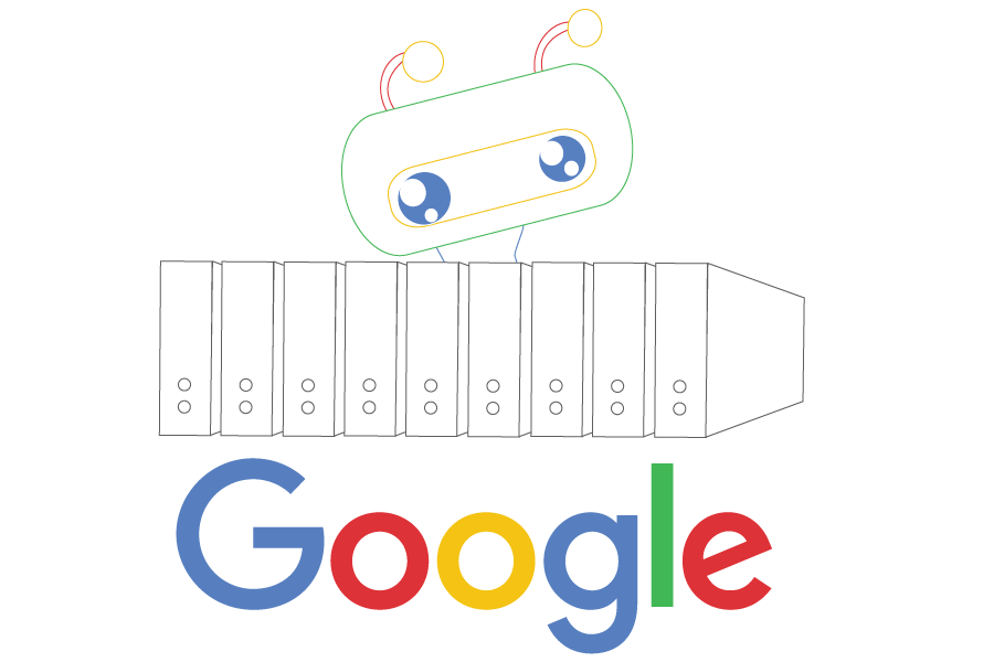 Perbedaan Googlebot dan Google indekshttps://1.bp.blogspot.com/-BSQJR6gJGF0/W7jnGT0SVCI/AAAAAAAAAQ8/ObACTt-ZYlstGFPMmoG1ocfGaeeeYX6BwCLcBGAs/s1600/Googlebot.png