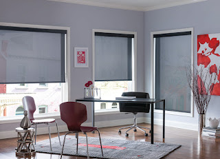 Made in the Shade can keep your Prescott home more energy efficient with motorized shades.
