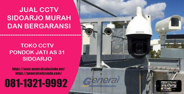 Jual CCTV di Sidoarjo #Murah & Bergaransi Resmi
