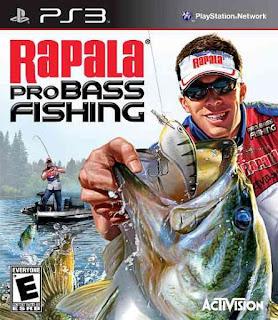 RAPALA PRO BASS FISHING PS3 TORRENT