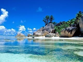 Digue Island 04 - Seychelles