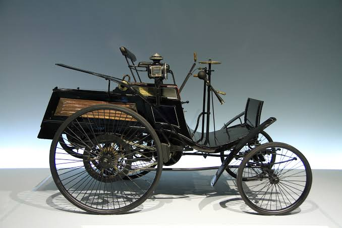 The patent motor wagon of Karl Benz autocurious
