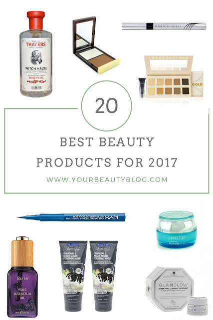 20 of the best beauty products for 2017
