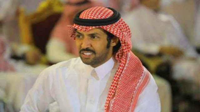 الشاعر السعودي تركي الميزاني